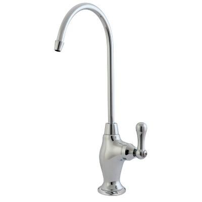 Restoration Water Filter Kitchen Faucet Chrome - Kingston Brass
