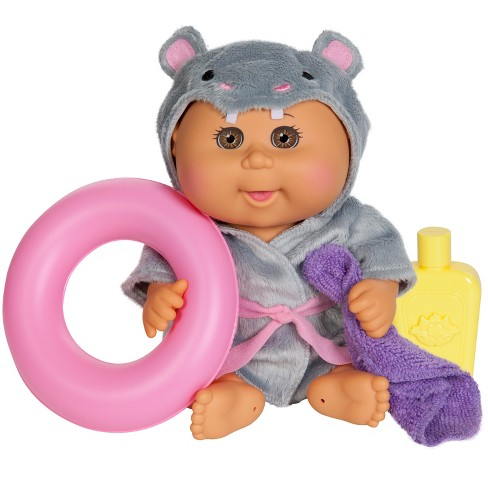 Cabbage Patch Kids Bathtime Baby Doll - Hippo Baby - image 1 of 1
