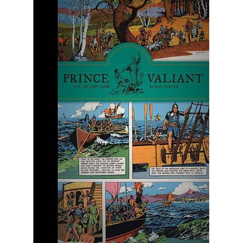 Prince Valiant Vol. 16 - by  Hal Foster (Hardcover) - image 1 of 1