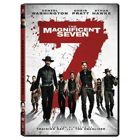 The Magnificent Seven (2016) (DVD) - image 1 of 1