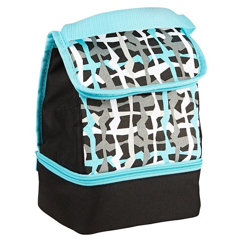 Fit & Fresh Kids Austin Insulated Lunch Bag - Hang Ten Plaid - image 1 of 3