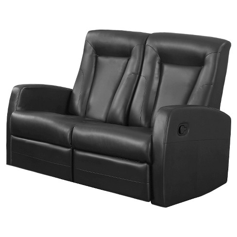 Bonded Leather Reclining Loveseat - EveryRoom - image 1 of 1