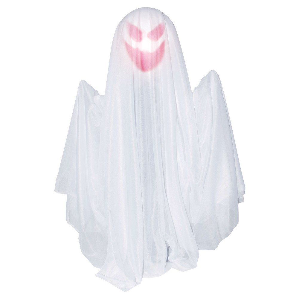 Halloween Rising Ghost, White
