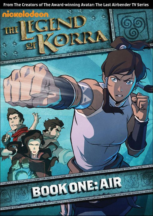 The Legend of Korra: Book One - Air [2 Discs] - image 1 of 1