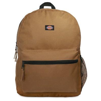 """Dickies 17"""" Student Backpack - Brown Duck"""