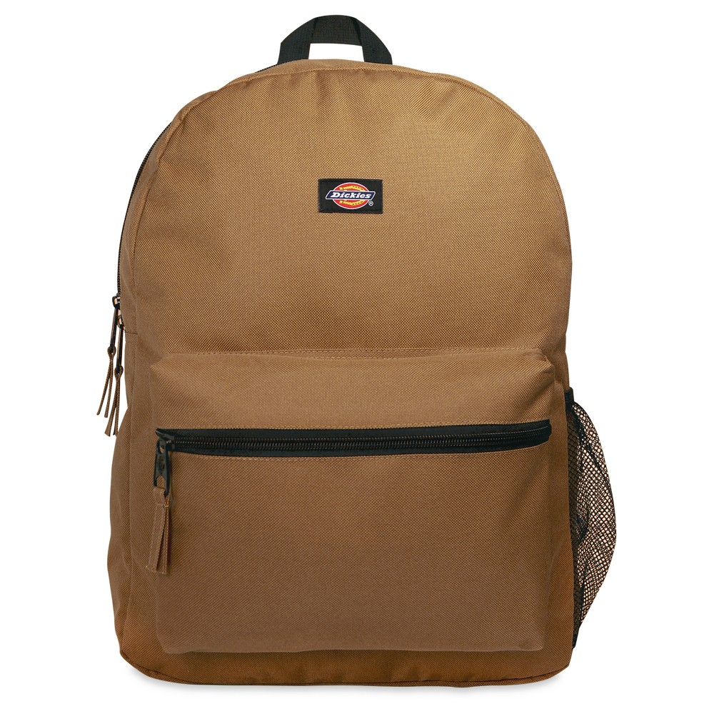 "Image of ""Dickies 17"""" Student Backpack - Brown Duck, Size: Small"""