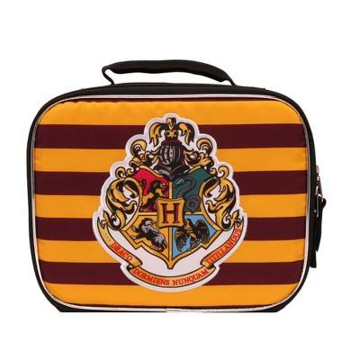 Harry Potter Hogwarts Lunch Tote - Black