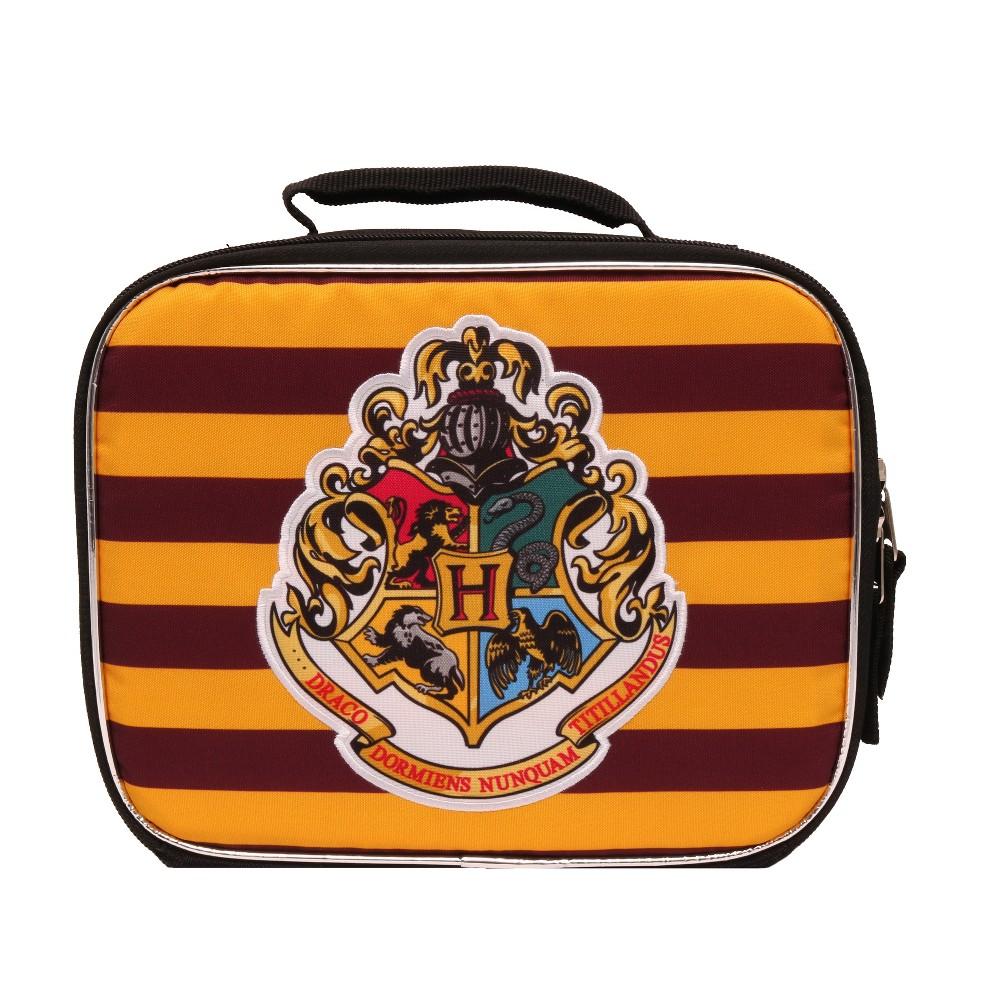 Image of Harry Potter Hogwarts Lunch Tote - Black