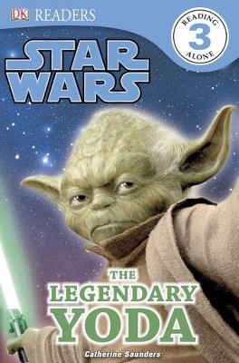 The Legendary Yoda (Paperback) by Catherine Saunders