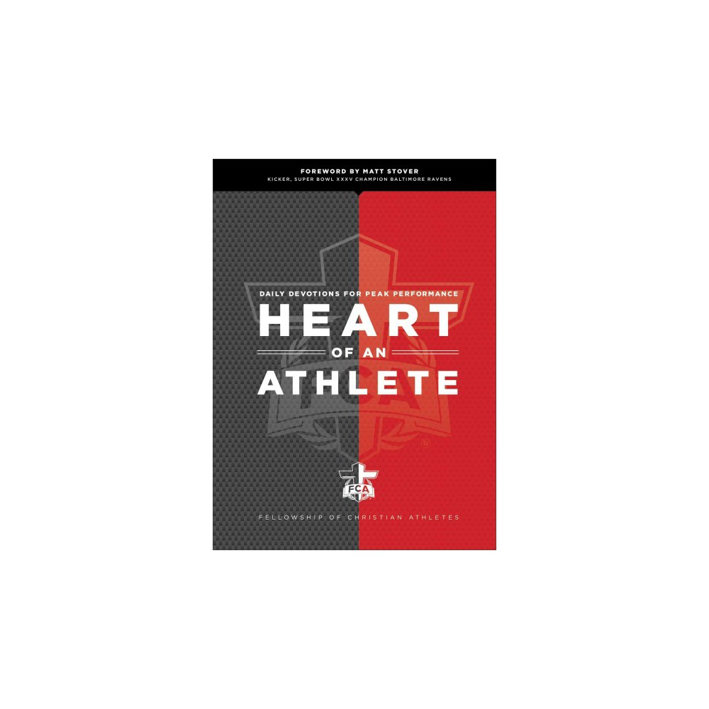 Heart of an Athlete : Daily Devotions for Peak Performance (Gift) (Hardcover)