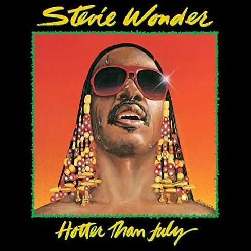 Stevie Wonder - Hotter Than July (Vinyl) - image 1 of 1