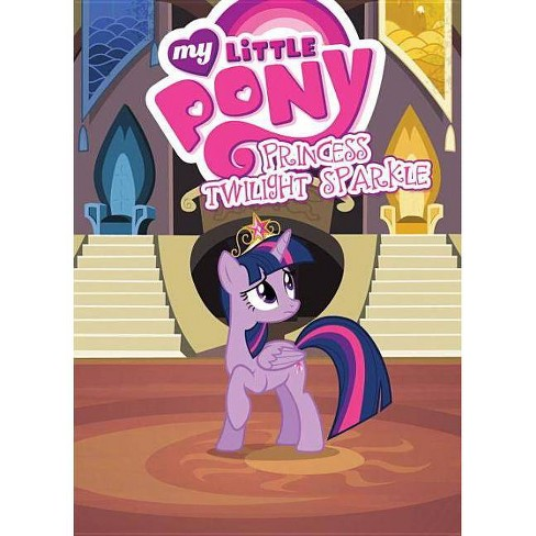 My Little Pony: Princess Twilight Sparkle - (My Little Pony Animated) by  Meghan McCarthy (Paperback) - image 1 of 1