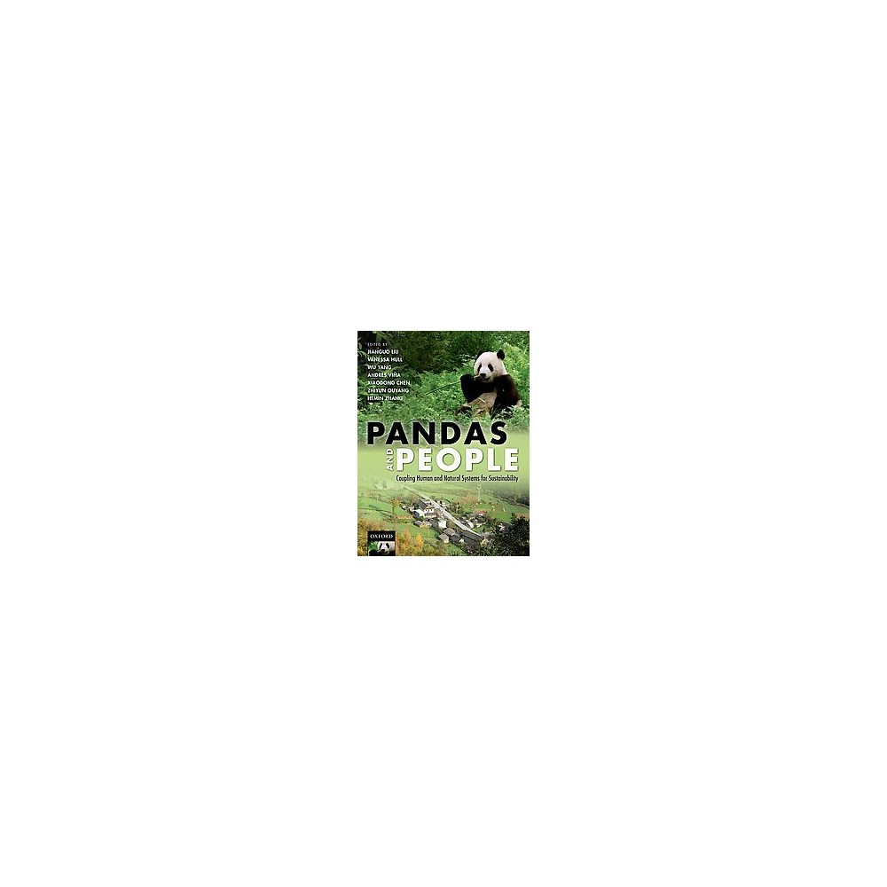 Pandas and People : Coupling Human and Natural Systems for Sustainability (Hardcover)