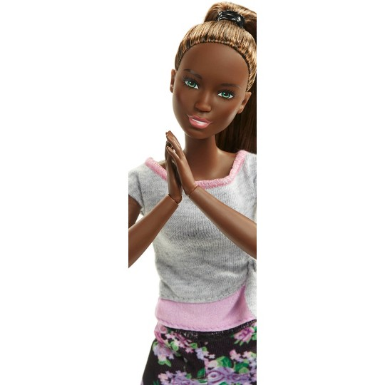 Barbie Made To Move Yoga Nikki Doll image number null