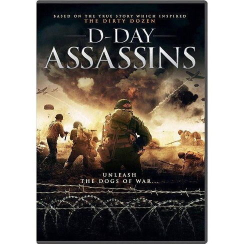 D-day Assassins (DVD) - image 1 of 1