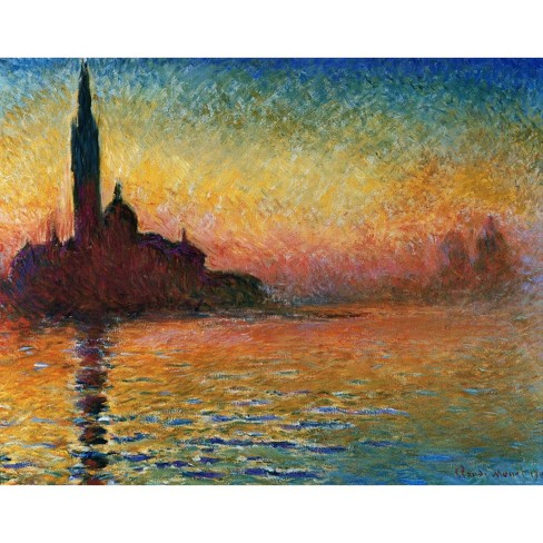 Art.com - Sunset In Venice - image 1 of 2
