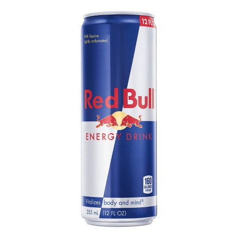 Red Bull Energy Drink - Energy Drink - 12 fl oz Can - image 1 of 2