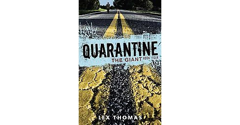 Giant (Hardcover) (Lex Thomas) - image 1 of 1