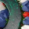 "14"" Patriotic Rose Wreath - National Tree Company - image 4 of 4"