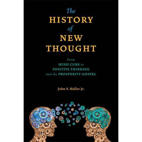The History of New Thought - (Swedenborg Studies) by  John S Haller (Hardcover) - image 1 of 1