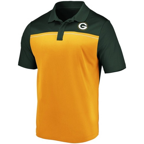 huge selection of 32c1f 7e6eb NFL Green Bay Packers Men's Spectacular Polo T-Shirt