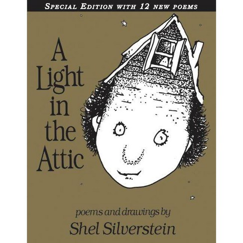 A Light in the Attic -Special Edition (Hardcover) by Shel Silverstein - image 1 of 1