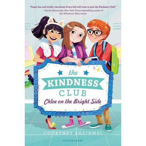 The Kindness Club - by  Courtney Sheinmel (Hardcover) - image 1 of 1