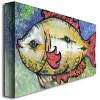 """Trademark Fine Art 47"""" x 24"""" Yonel 'Sea View' Canvas Art - image 2 of 2"""