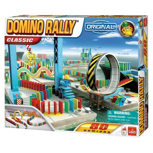 Domino Rally Classic Game - image 1 of 1