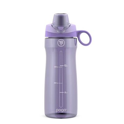 Pogo 18oz Tritan Chug Water Bottle