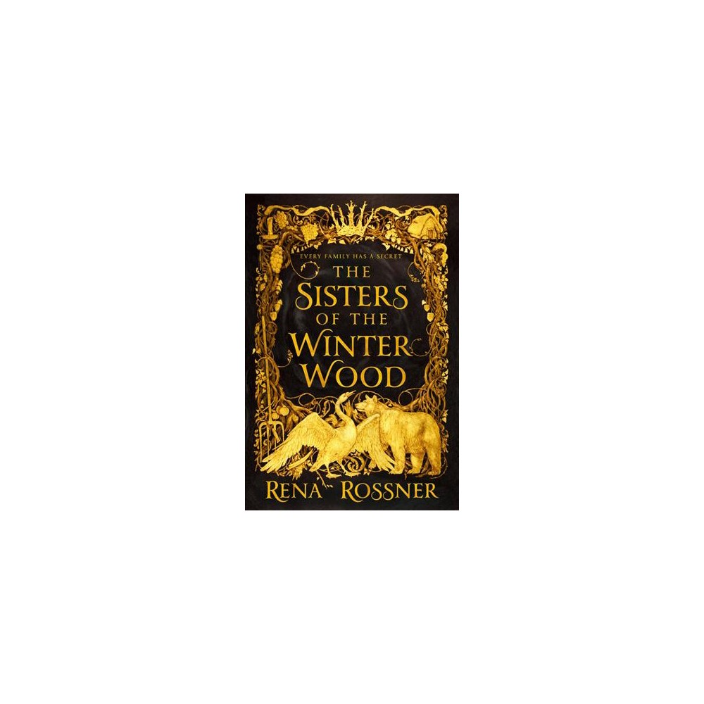 Sisters of the Winter Wood - by Rena Rossner (Hardcover)