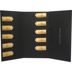 Silverstein Works ALTA Select Bb Clarinet Reeds - Box of 10