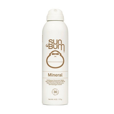 Sun Bum Mineral Spray Sunscreen - 6 oz