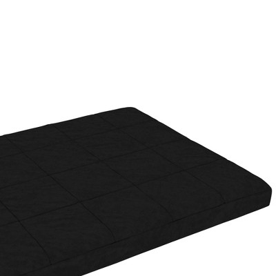 "Full 6"" Square Quilted Futon Mattress - Room & Joy"