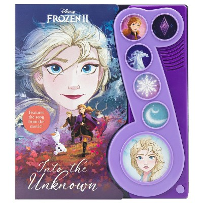 Disney Frozen 2 Into the UnknownLittle Music Note (Sound Book) (Board Book)
