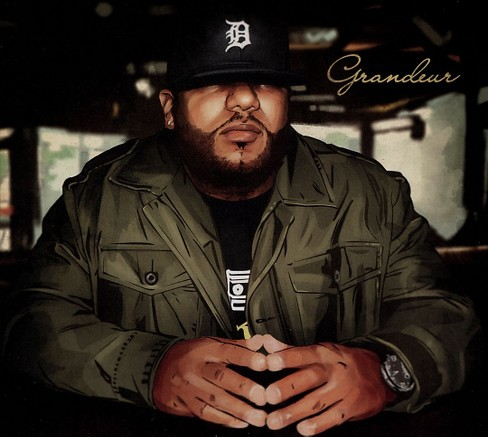 Apollo brown - Grandeur (CD) - image 1 of 1