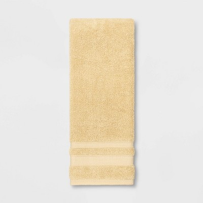 Performance Hand Towel Yellow - Threshold™