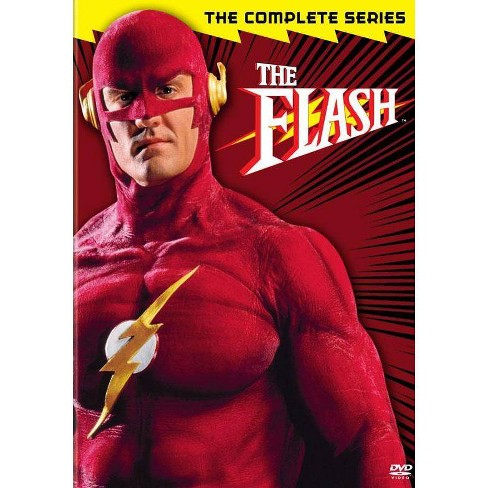 The Flash: The Complete Series (DVD) - image 1 of 1