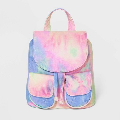 Tie Dye Mini Flap Backpack - Wild Fable™