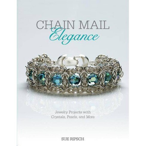 Chain Mail Elegance - by  Sue Ripsch (Paperback) - image 1 of 1