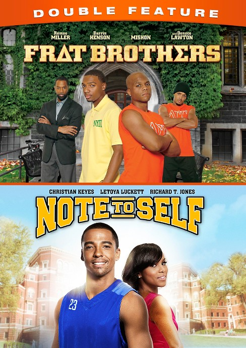 Frat brothers/Note to self (DVD) - image 1 of 1