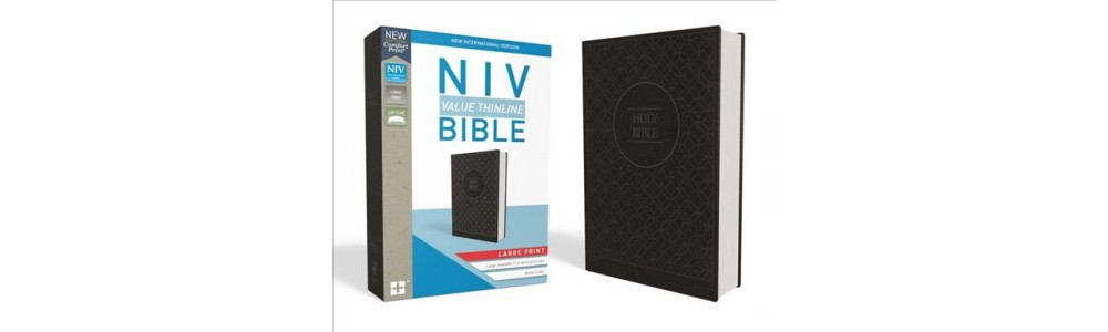 Holy Bible : New International Version, Value Thinline, I...