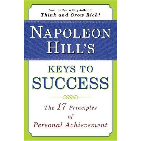 Napoleon Hill's Keys to Success - (Paperback) - image 1 of 1