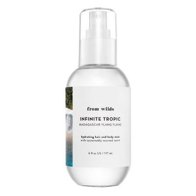 From Wilds Infinite Tropic Women's Hair and Body Spray - 6 fl oz