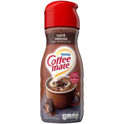 Coffee mate Café Mocha Coffee Creamer - 1pt