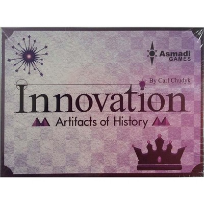 Innovation - Artifacts of History Board Game