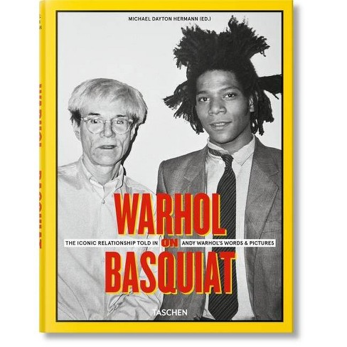 Warhol on Basquiat. Andy Warhol's Words and Pictures - (Hardcover) - image 1 of 1