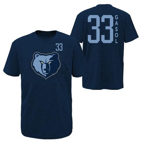 946a7ca0df4 Memphis Grizzlies Boys  Performance Player T-Shirt XL   Target