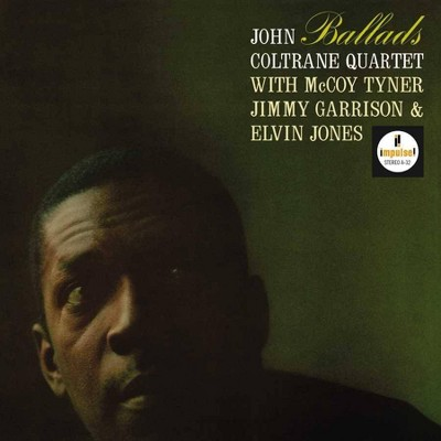 John Coltrane - Ballads (Verve Acoustic Sounds Series LP) (Vinyl)