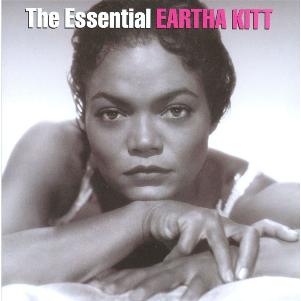 Eartha Kitt - Essential Eartha Kitt (CD)